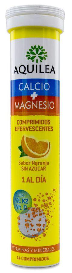 Aquilea Calcio y Magnesio, 14 Comprimidos