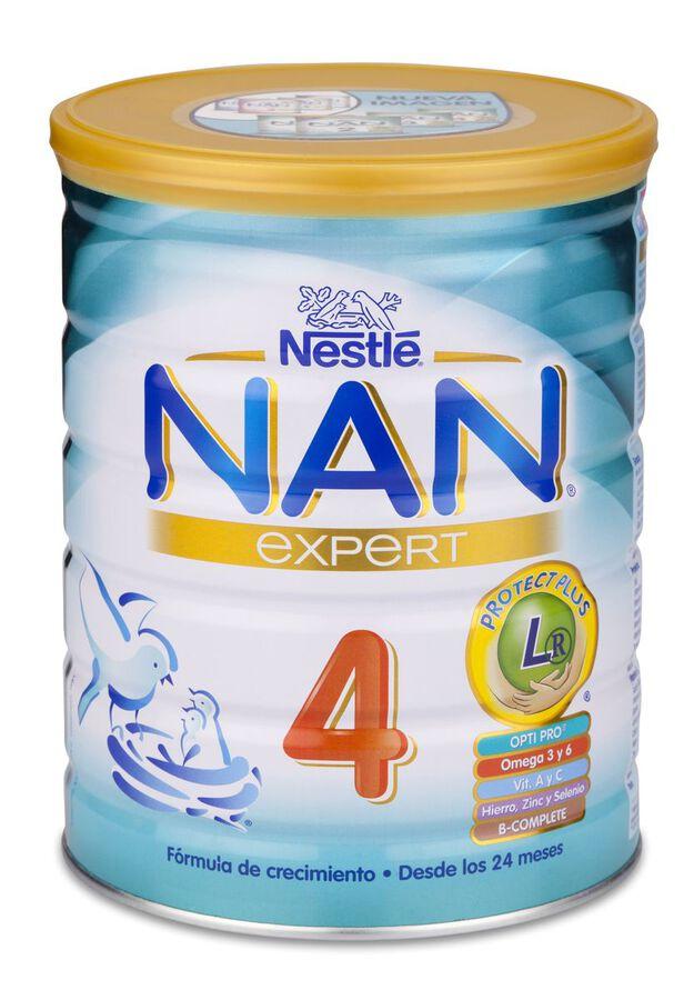 Nan 4 Preparado Lácteo Infantil, 800 g