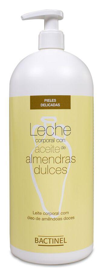 Bactinel Leche Corporal de Almendras Dulces, 750 ml