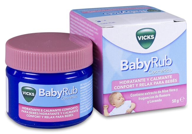 Vicks Babyrub, 50 g