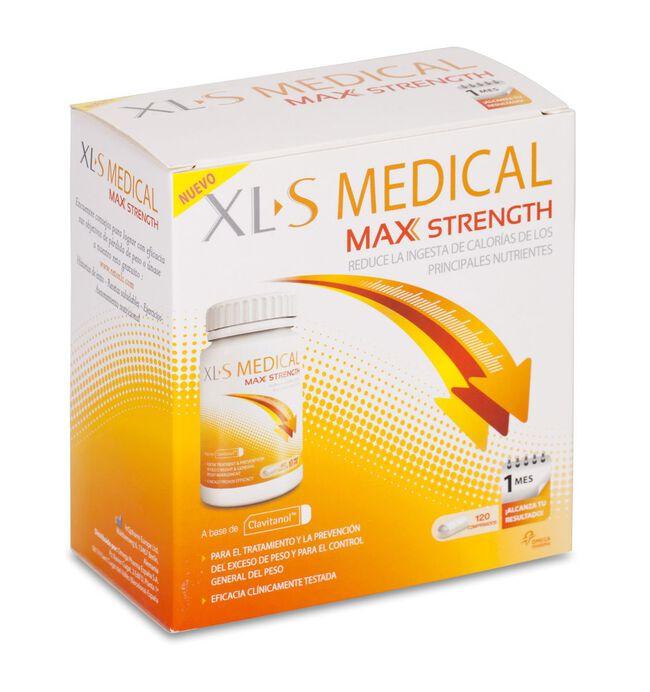 XLS Medical Max Strength Comprimidos, 120 Comprimidos